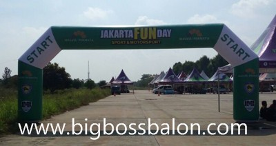 Jual Balon Gate di Belopa